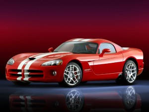Dodge Viper brand marketings Chrysler