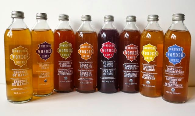 kombucha marketing kombucha wonder drink brand