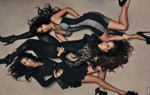 The Kardashian Collection. Does this look like Sears to you?