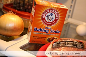 bakingsodafridge