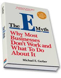 the E Myth on the Brand Insight Blog top 100 branding blog