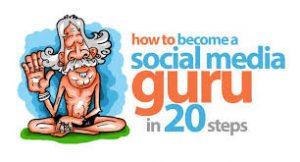 your social media guru